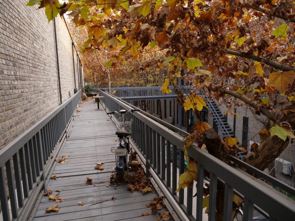 Quand l'automne s'empare d'un petit village d'artistes - Songzhuan Chine