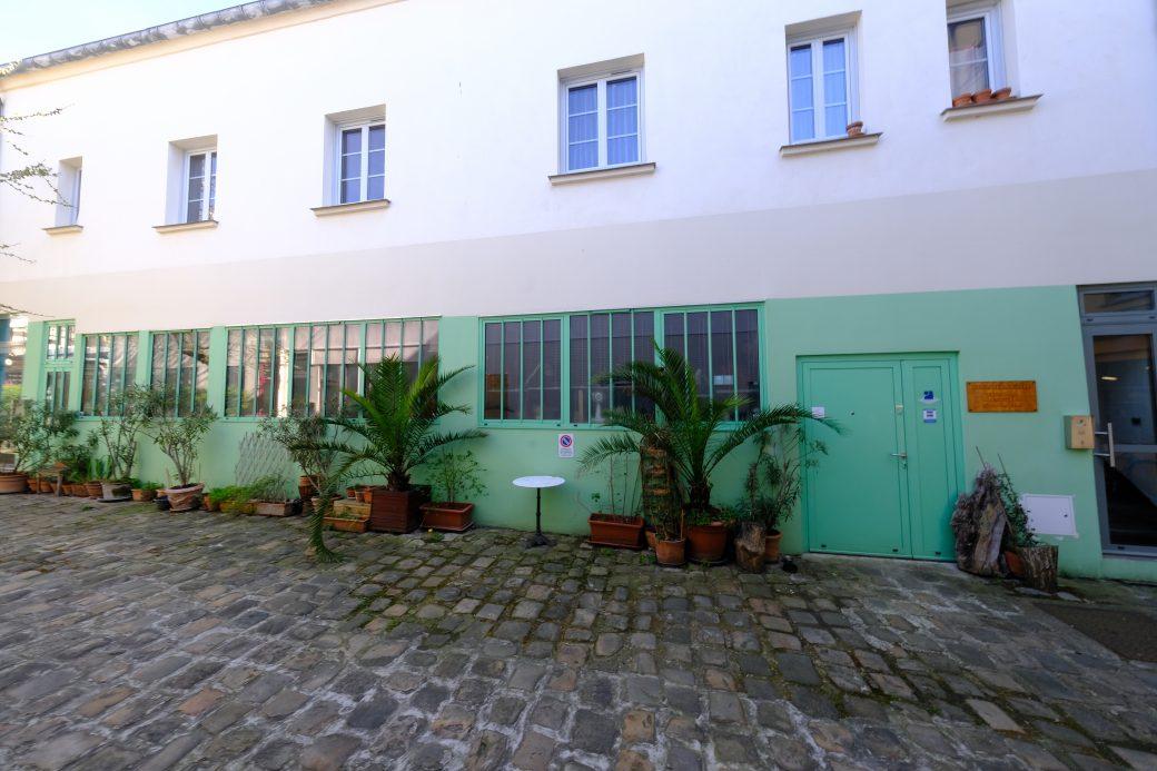 Un air champêtre dans le 12 ème arrondissement de Paris