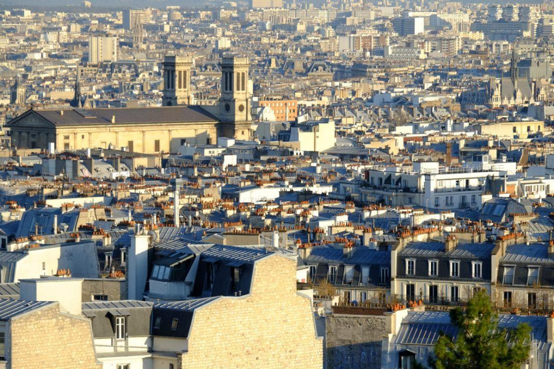 Une vue imprenable sur presque tout ParisUne vue imprenable sur presque tout Paris