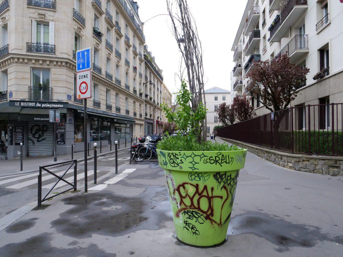 Le choix de l'urbanisme à Paris