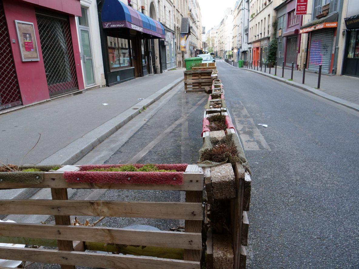 Les terrasses éphémères qui donnent à Paris toute sa légèreté