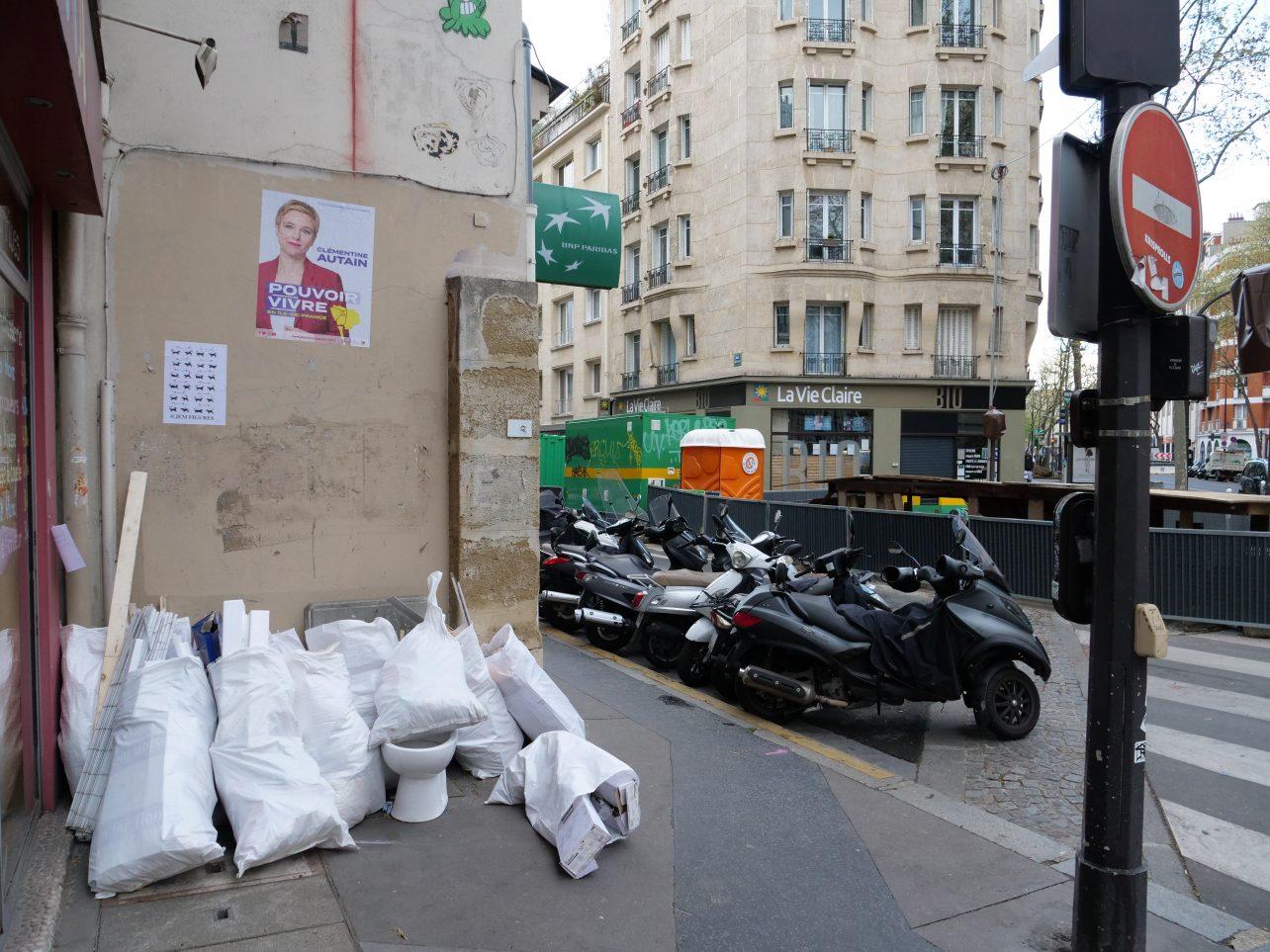Répétez après moi Paris est une ville propre. le 5 avril 2021 à 18h30
