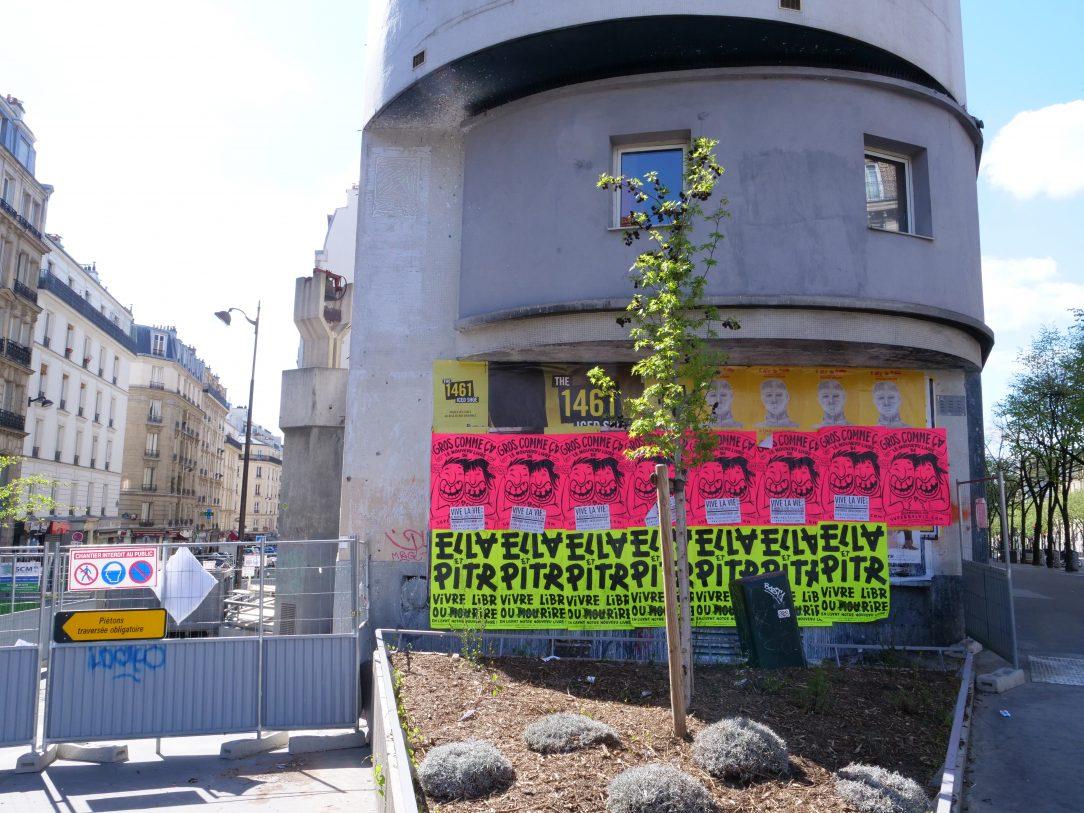Un peu de verdure et une nouvelle architecture au service des parisiens