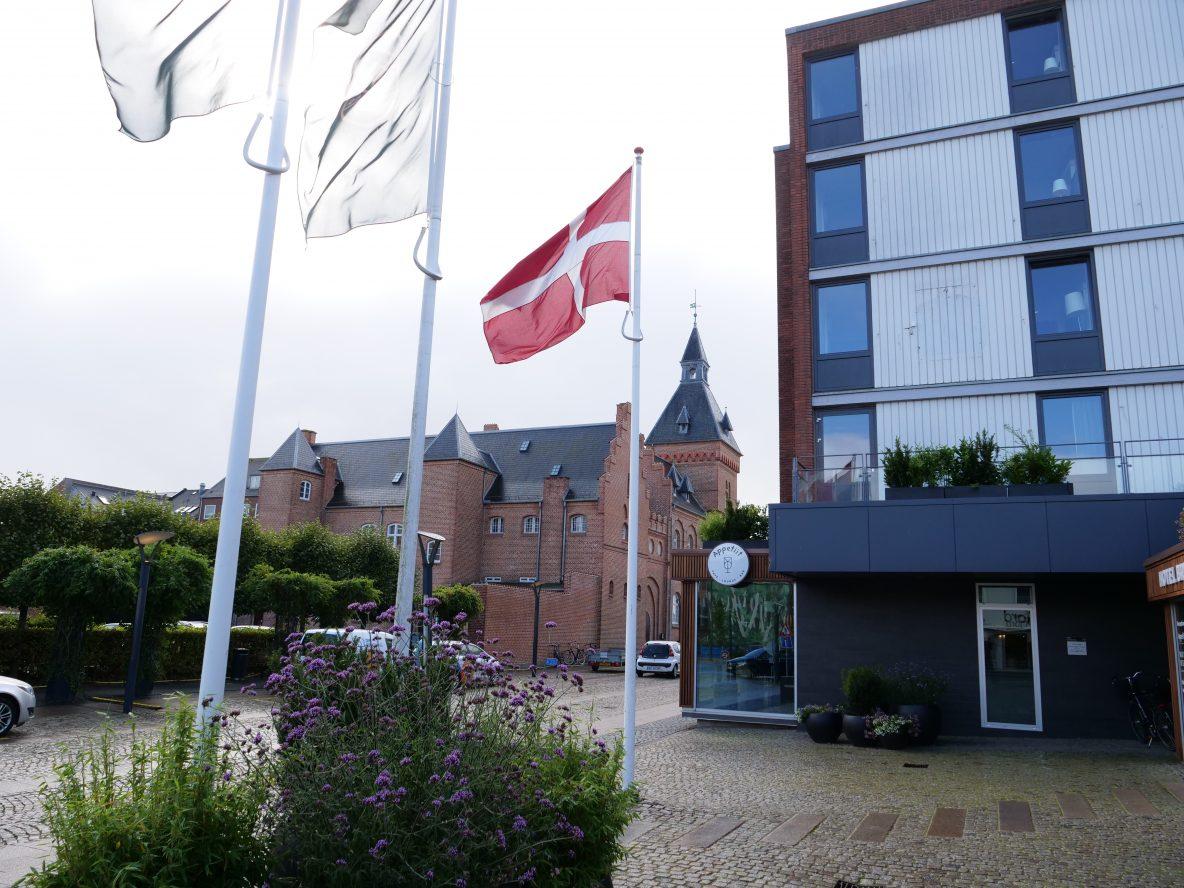 Ersberg, dans le nord du Danemark