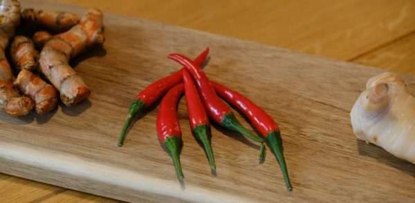 Les épices, piments et autres condiments de la cuisine cambodgienne