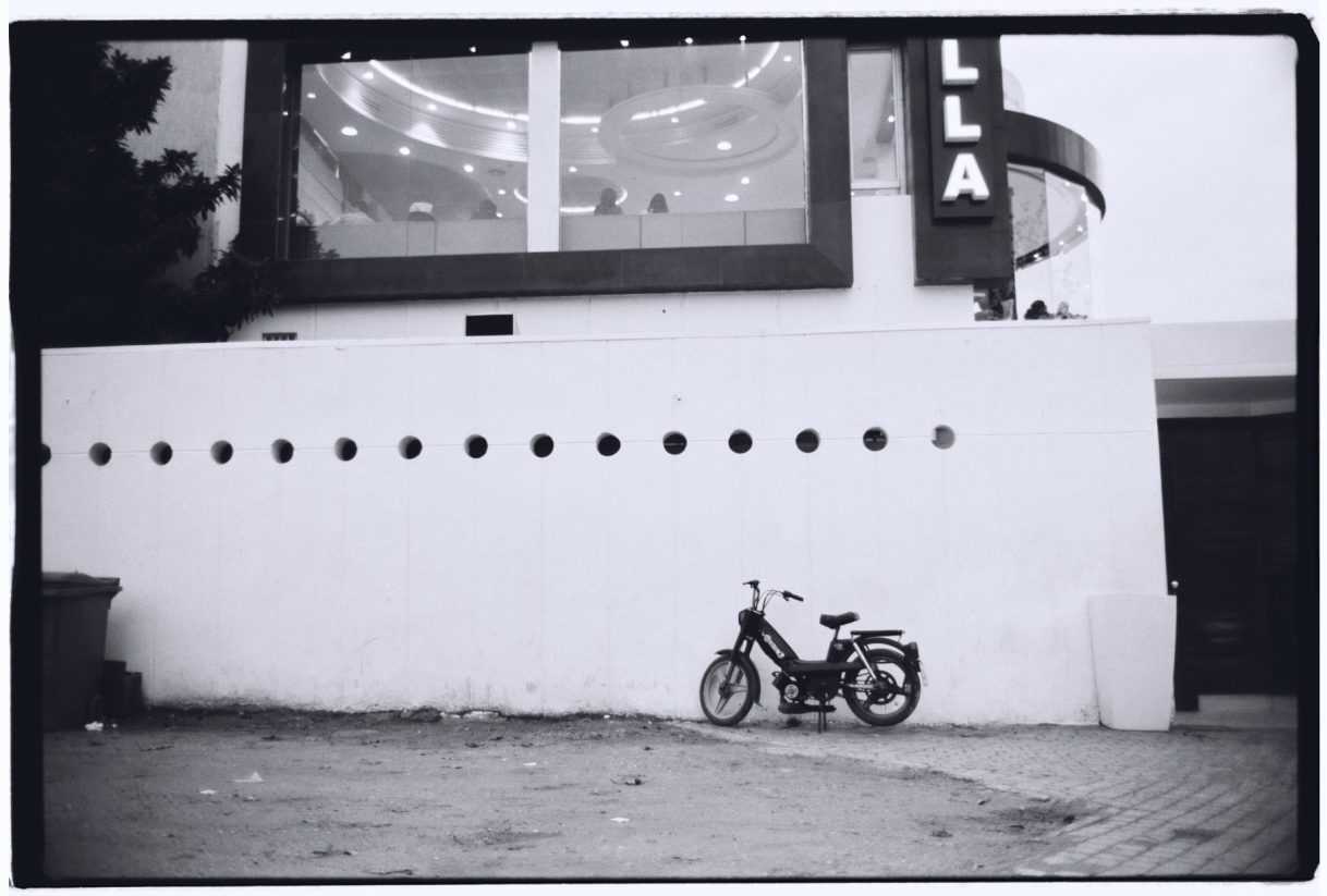 Scène de vie dans le nord du Maroc