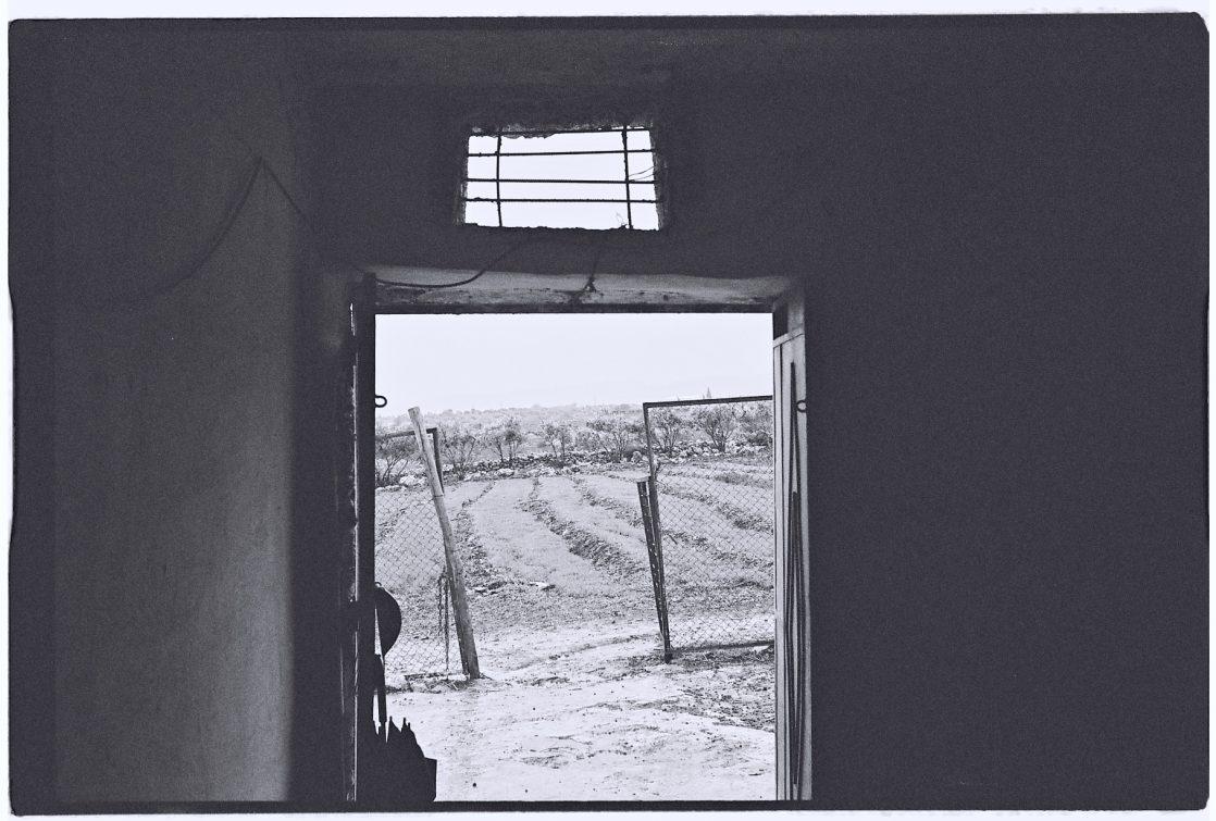 Une ferme dans le nord du Maroc