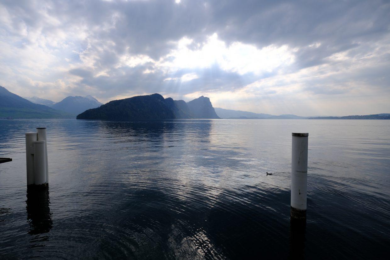 Vitznau, la riviera suisse mérite vraiment le détours