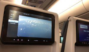 Air Caraïbes, sur un vol Pointe à Pitre - Paris