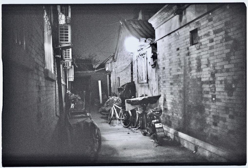 Balade dans les Hutongs de Pékin