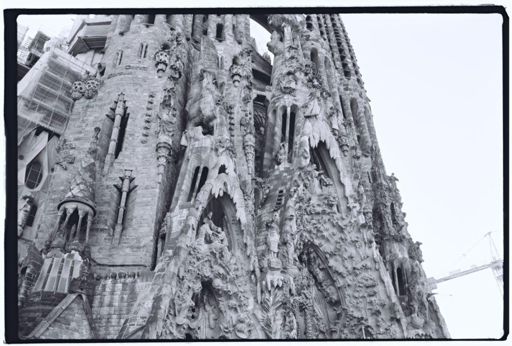 La Sagrada Familia, une cathédrale la construction sans fin
