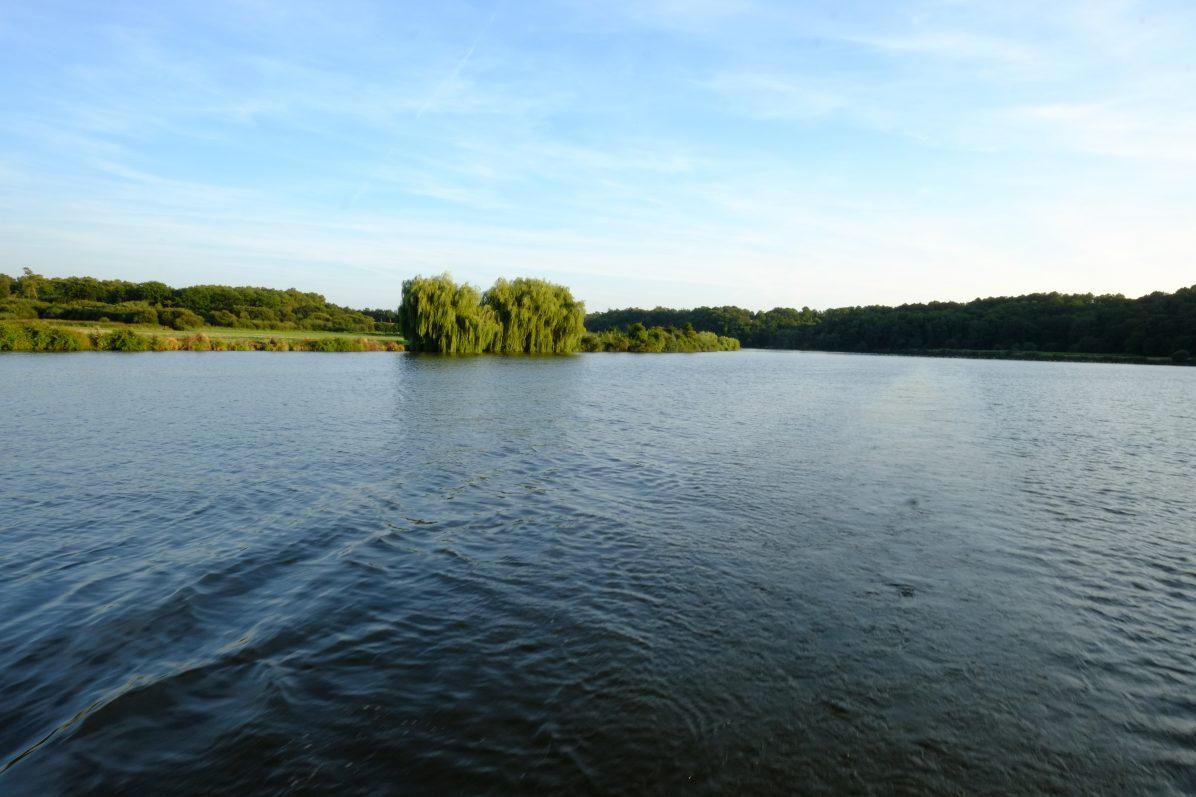 La Vilaine une jolie rivière du sud de la Bretagne