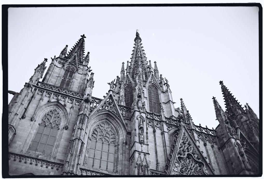 La cathédrale de Barcelone, un bijou gothique