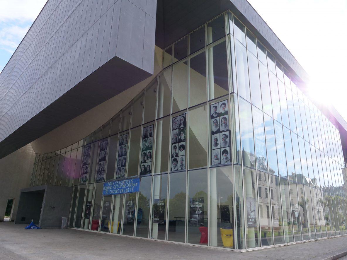 Le théâtre d'Ancenis un haut lieu culturel de la ville