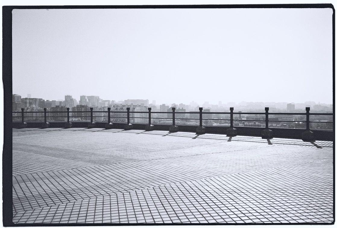 Pékin en noir et blanc