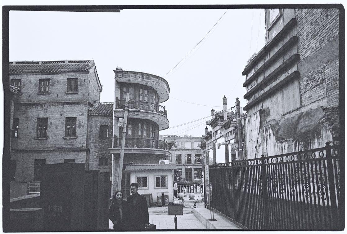 Quelques bâtiments historiques bordant la rue Qianmen