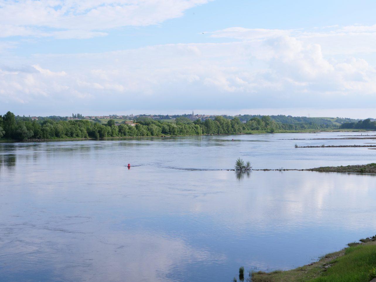 Se promener sur les bords de Loire, l'une des choses à faire à Ancenis