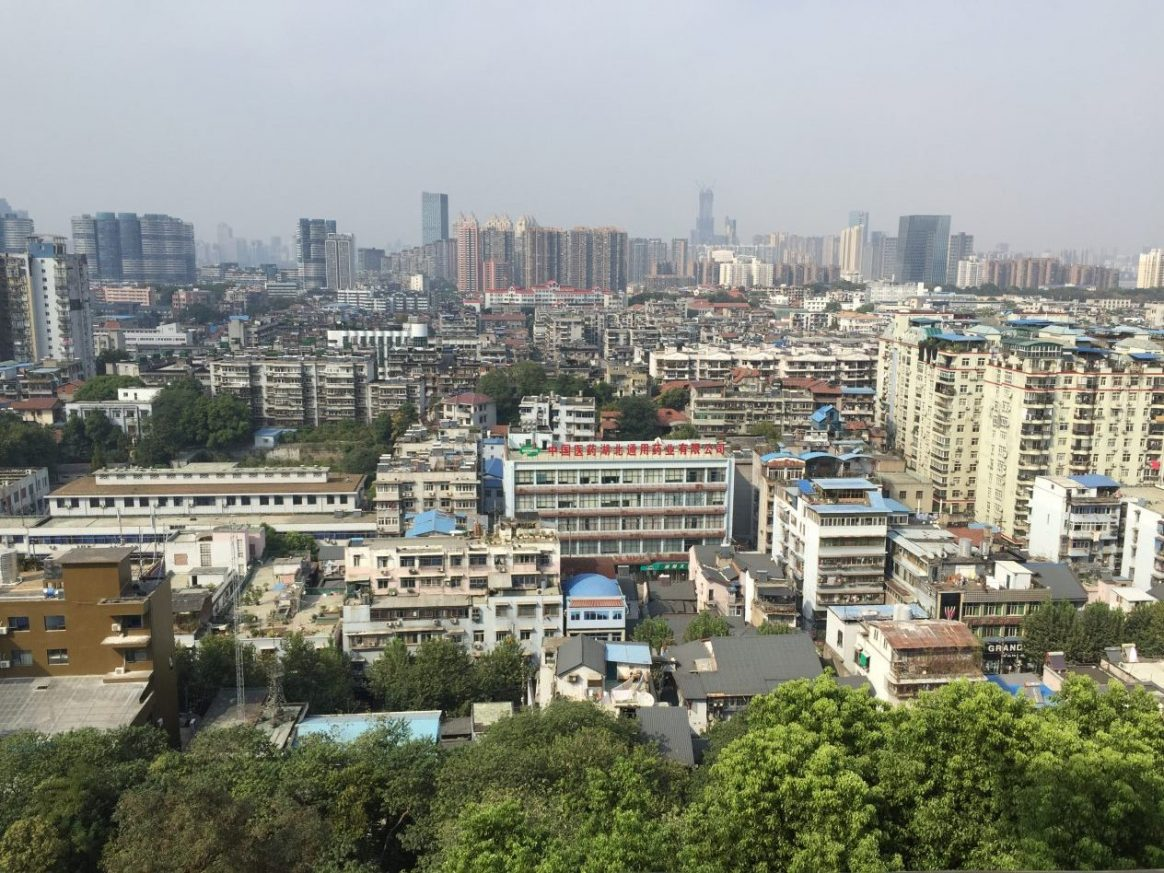 Un autre regard sur la ville chinoise de Wuhan