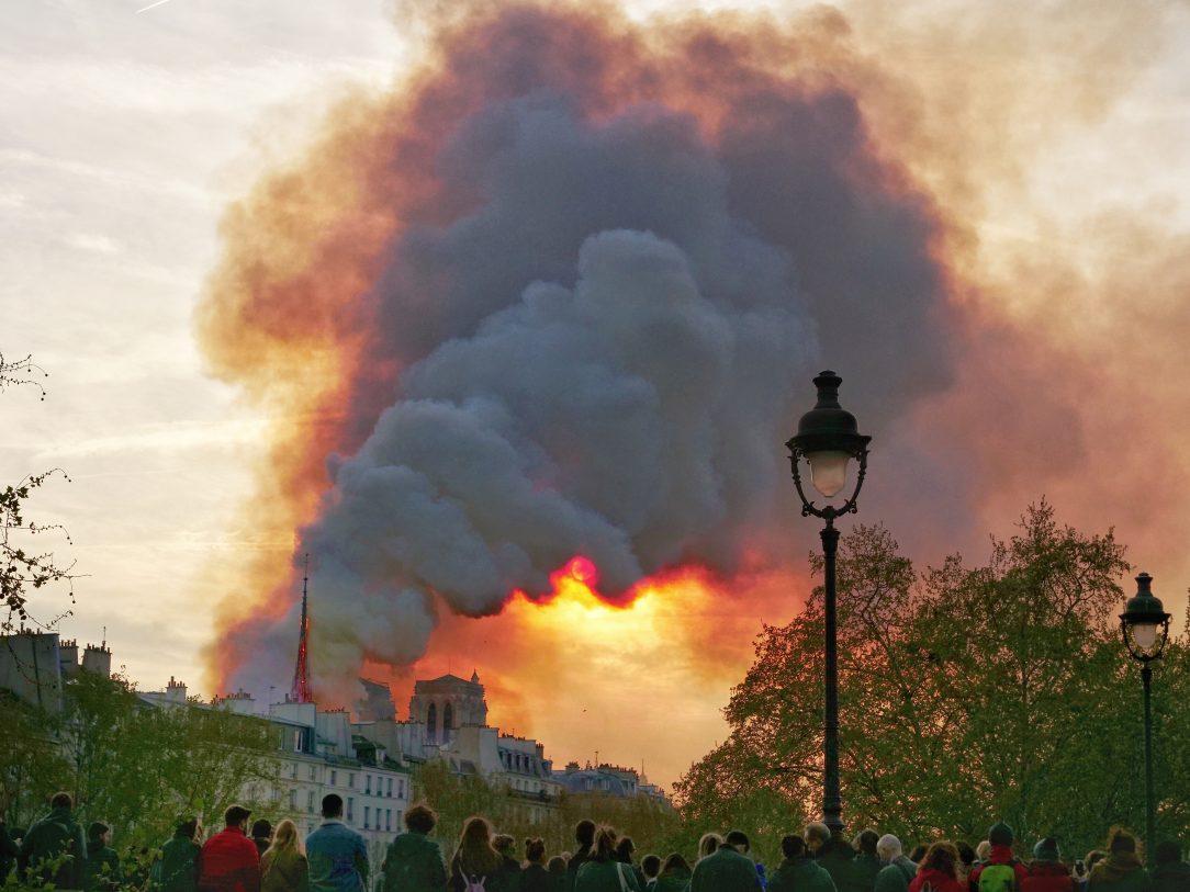 Une vision d'horreur en plein Paris