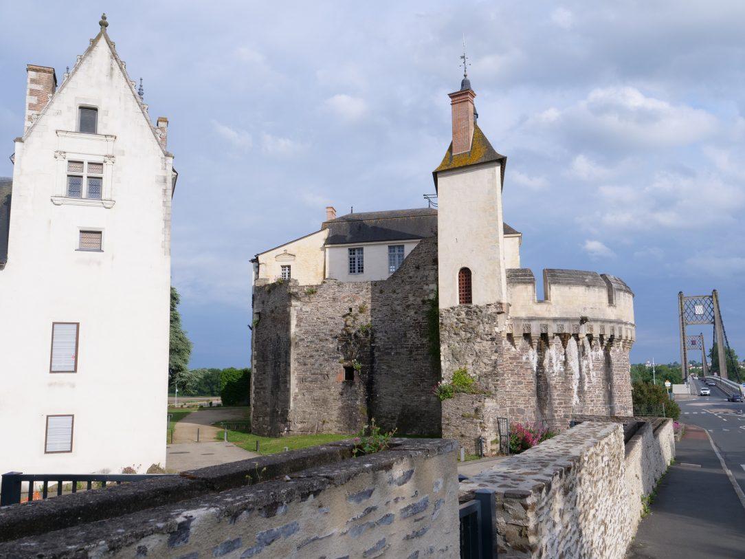 Visiter le château d'Ancenis