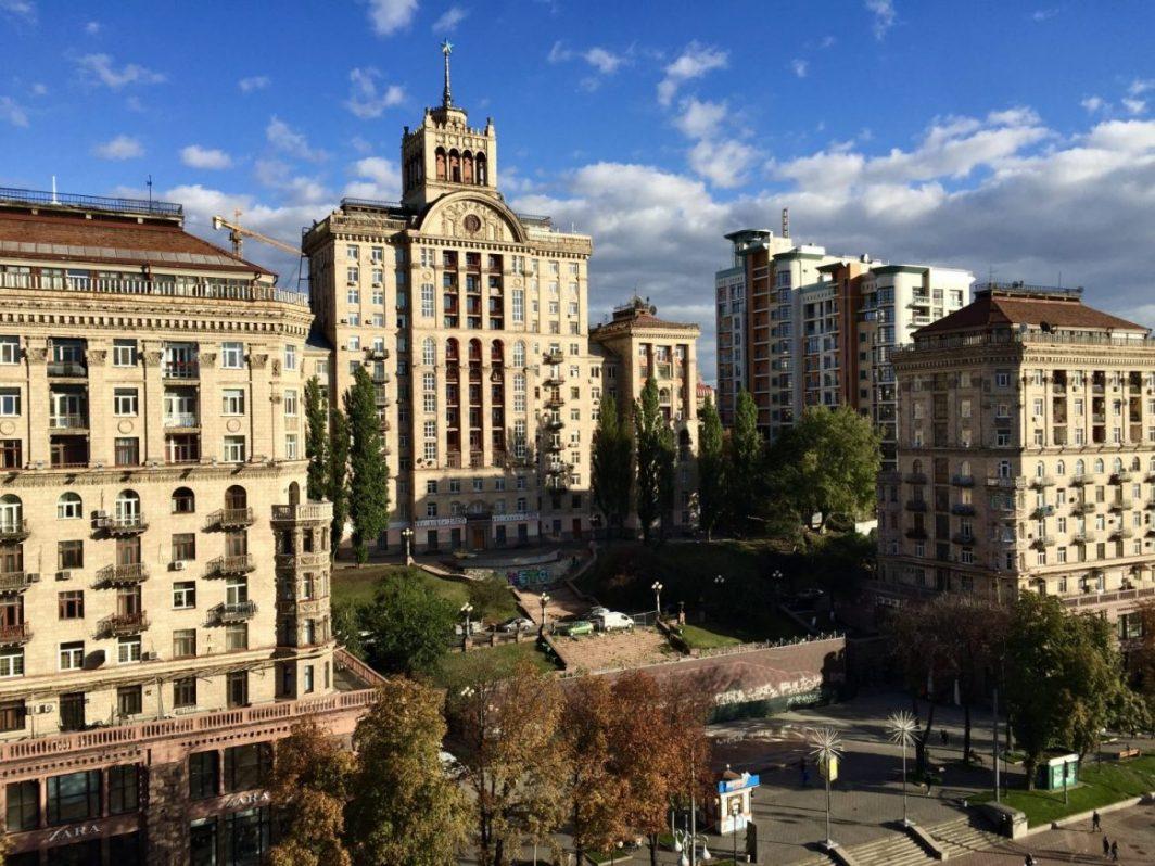 Escale à Kiev, une ville impressionnante et secrète