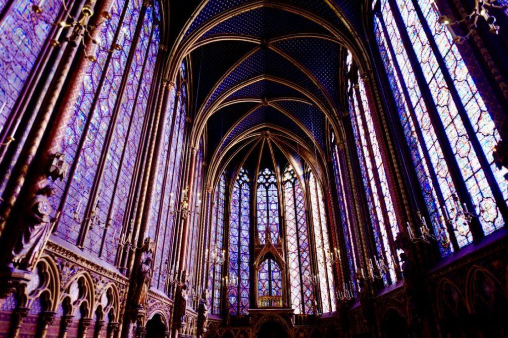 La Sainte Chapelle un point de passage immanquable sur l'île de la Cité