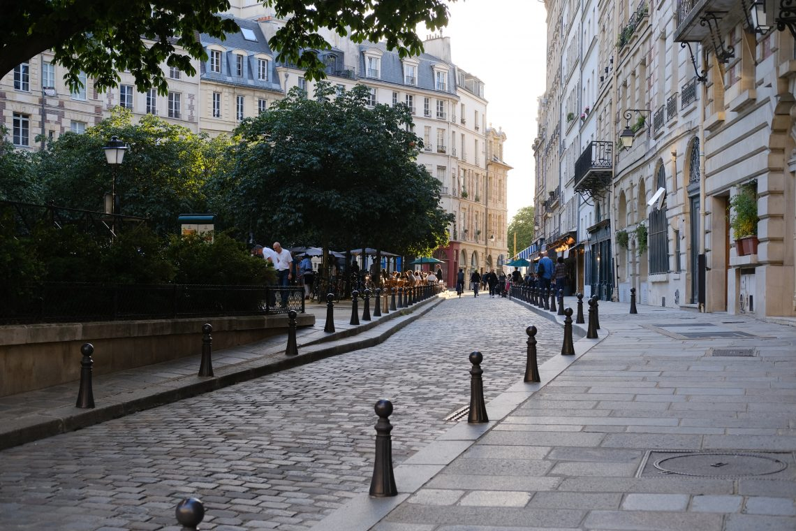 La place Dauphine un lieu très prisé à Paris