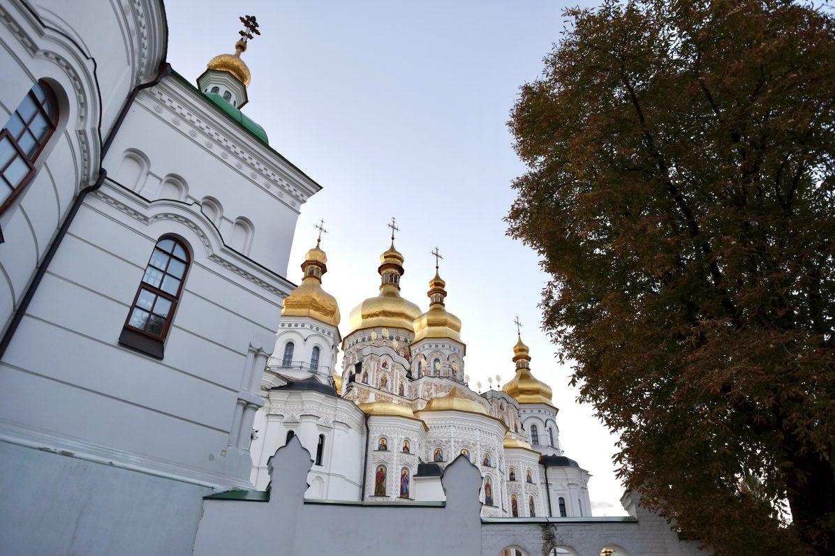 Le monastère Laure des Grottes de Kiev