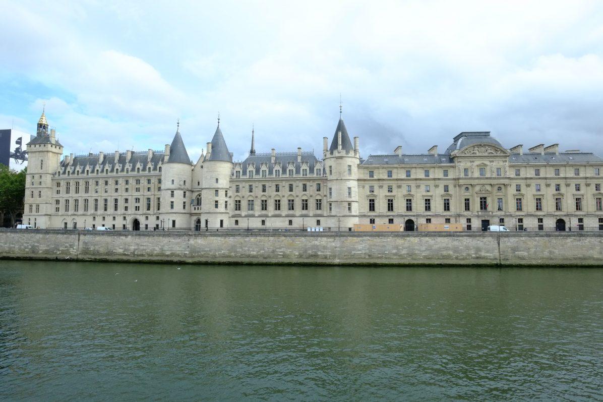 L'un des bâtiments les plus emblématiques de l'île de la Cité