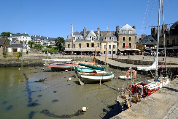 Auray, l'une des plus belles villes du Morbihan