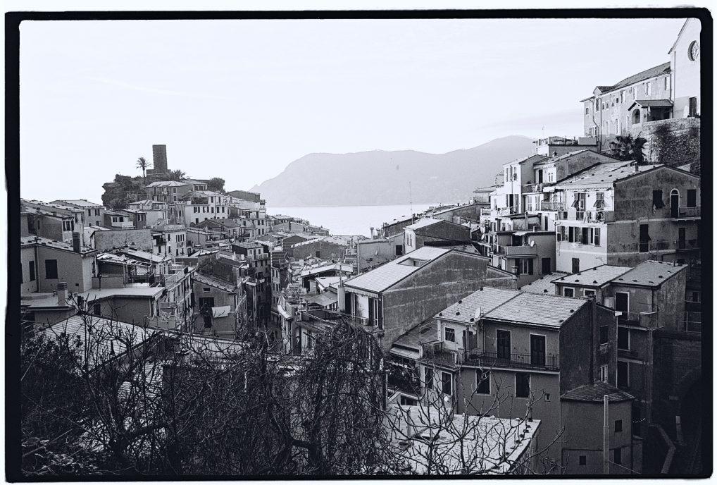 Cinque Terre en noir et blanc et avec Leica M6