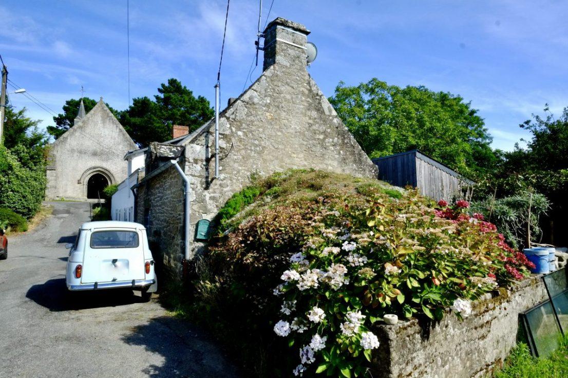 La petite chapelle du XV ème siècle du village secret de Clis