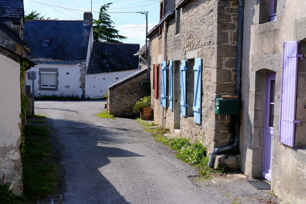 La rue du four à Clis
