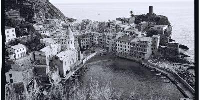 La tour génoise du joli village de Vernazza