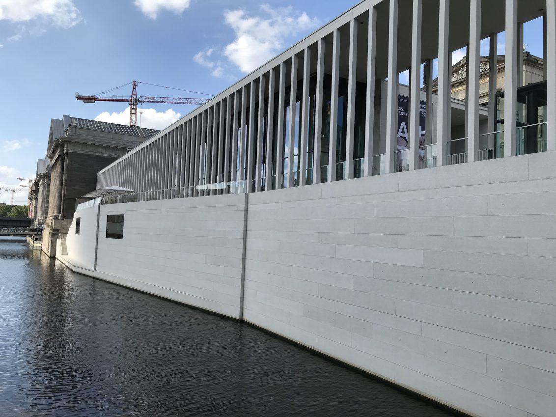 L'étrange Peragommusee sur l'île aux Musées à Berlin, l'une des choses à faire avec des enfants à Berlin
