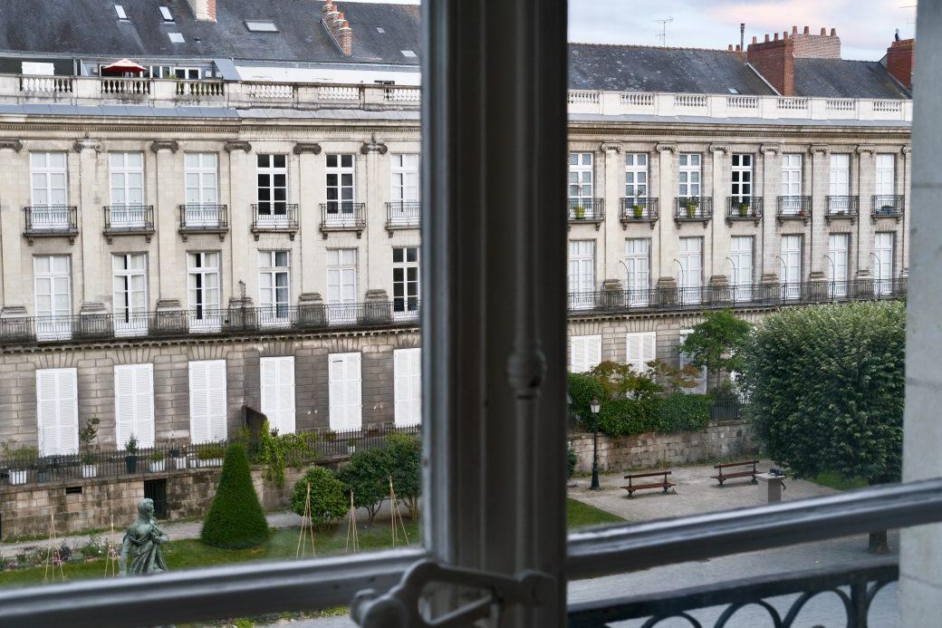 Le cour Cambronne à Nantes l'une des meilleures adresse de la ville