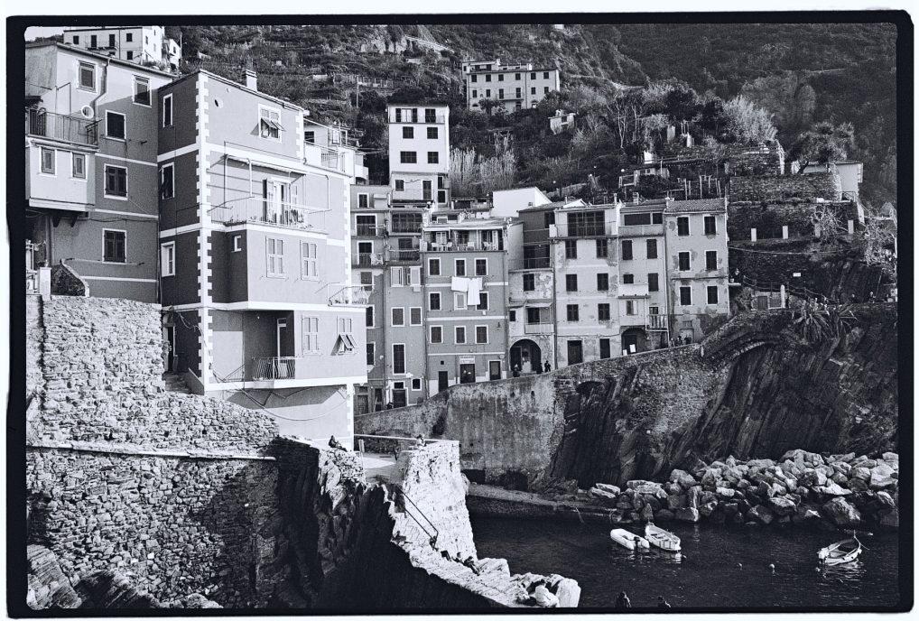 Riomaggiore, l'un des plus beaux villages d'Italie