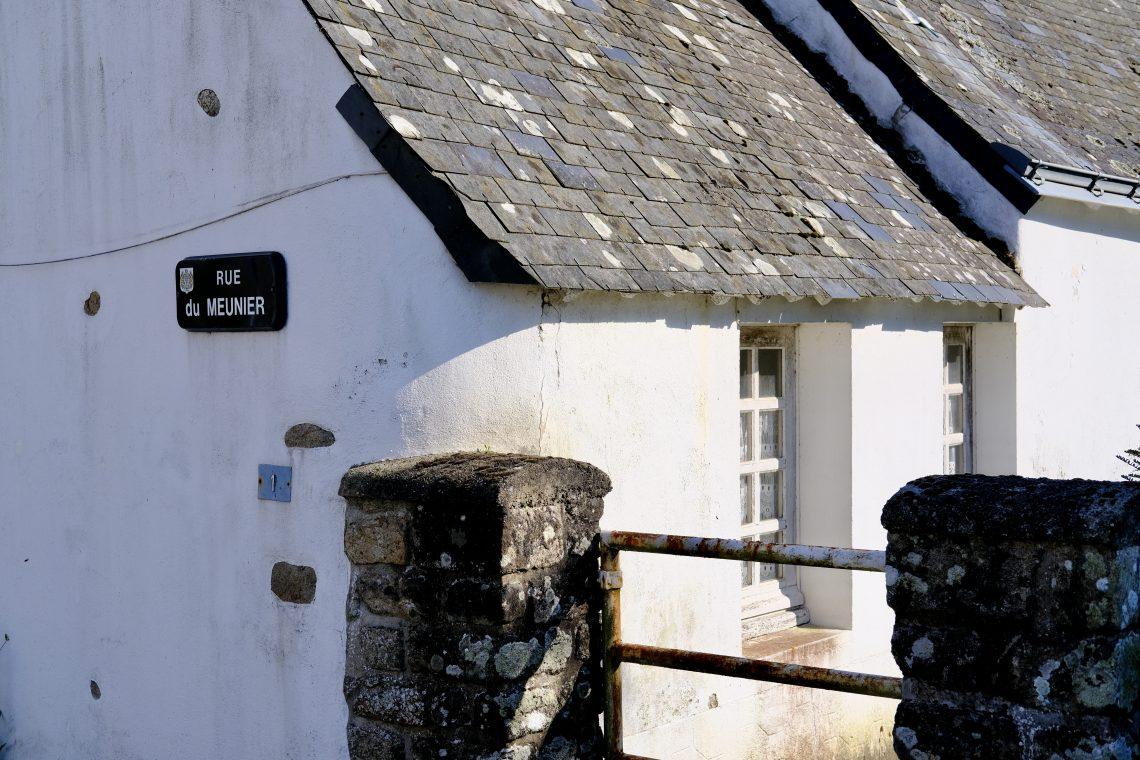 Une petite maison typique de Clis