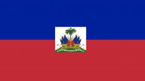le drapeau d'Haïti
