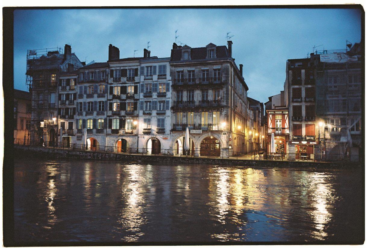 Bayonne en hiver © Yann Vernerie