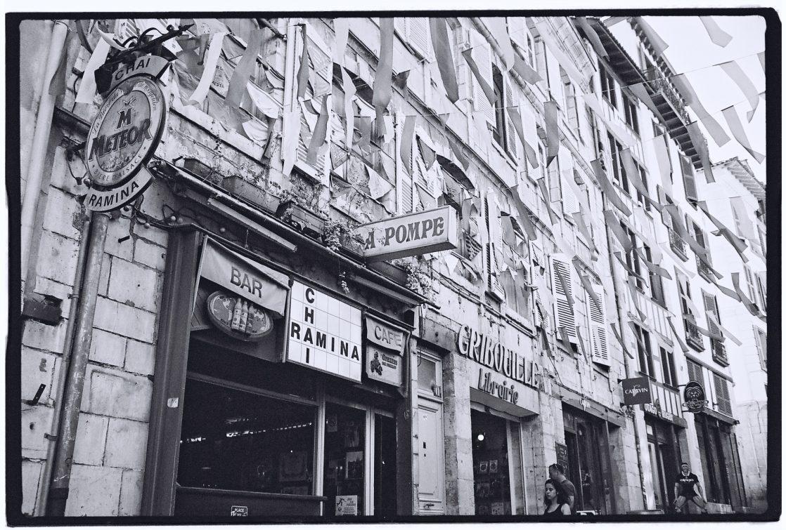 Bayonne une ville figée dans le temps