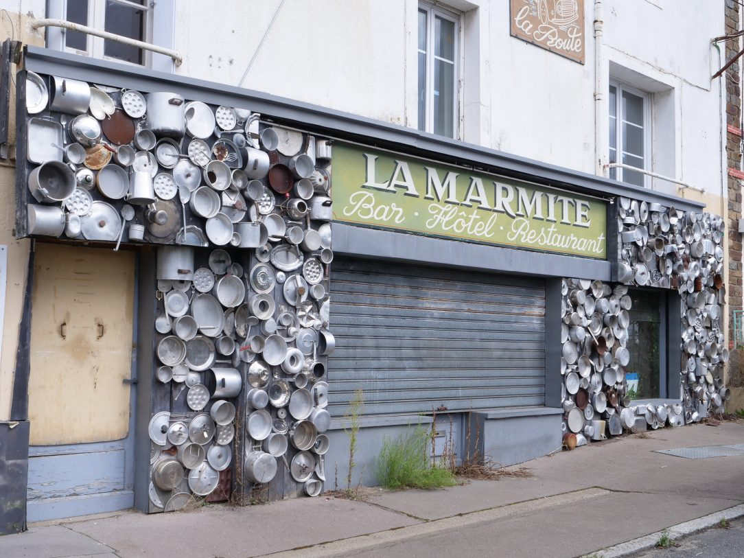 La Marmite un restaurant insolite à Nantes
