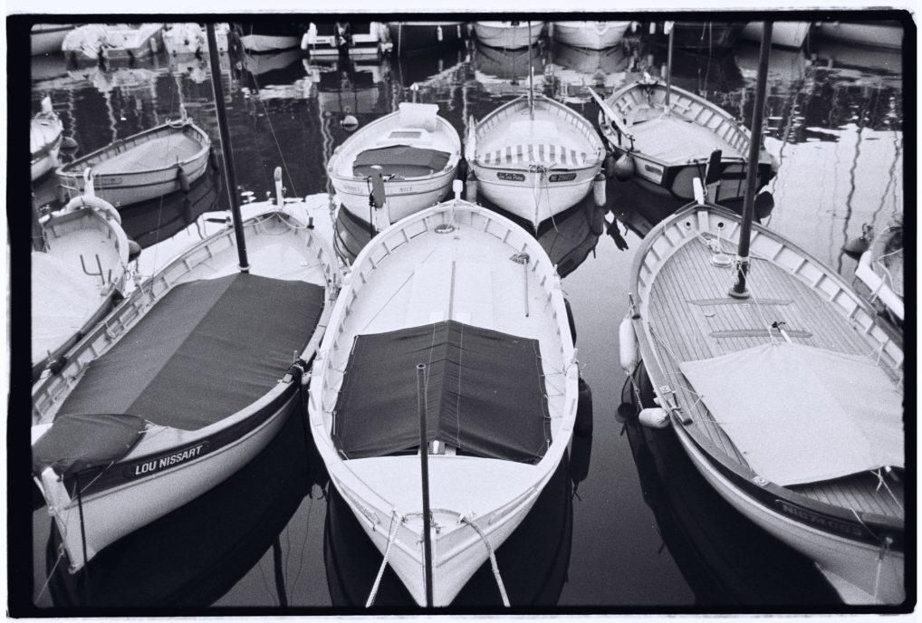 Les bateaux de pêche traditionnels niçois