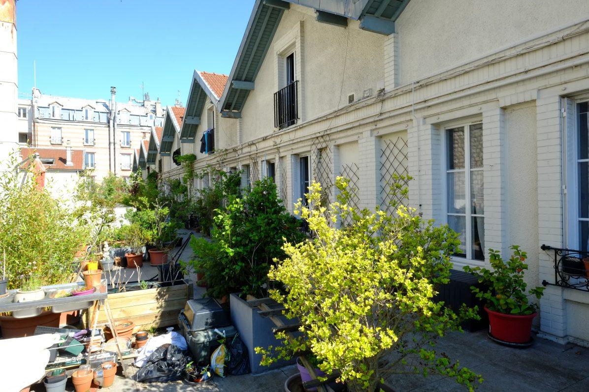 Les jolies maisons de la Petite Russie à Paris