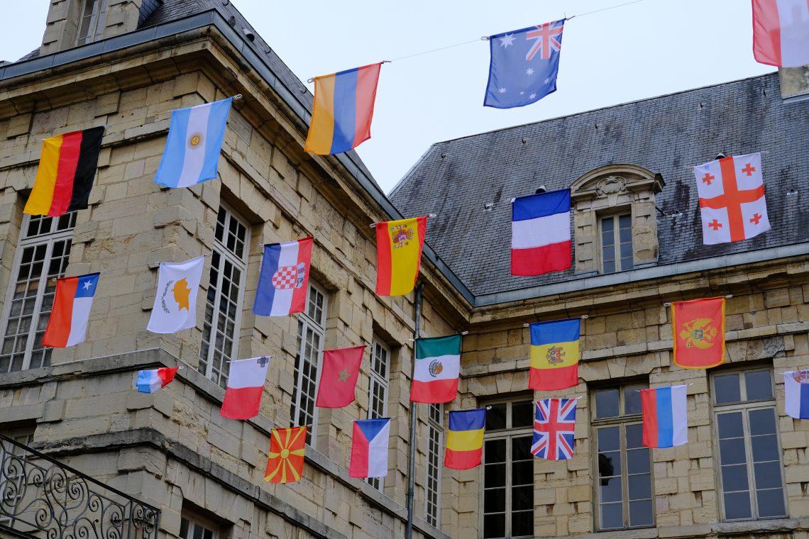 L'hôtel Bouchu d'Esterno, rue Monge à Dijon