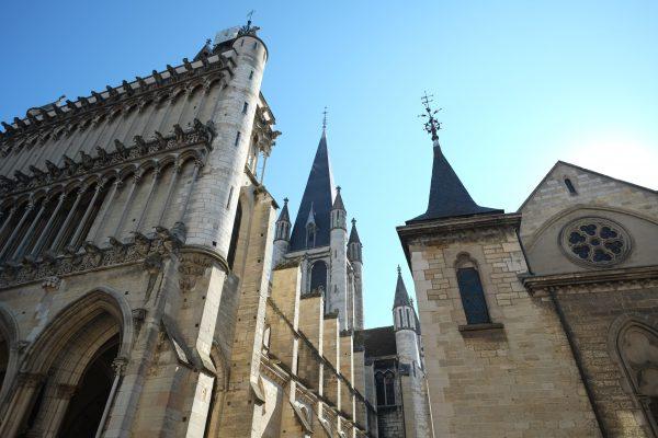 L'une des plus belles églises de Dijon à côté de la chapelle de l'Assomption