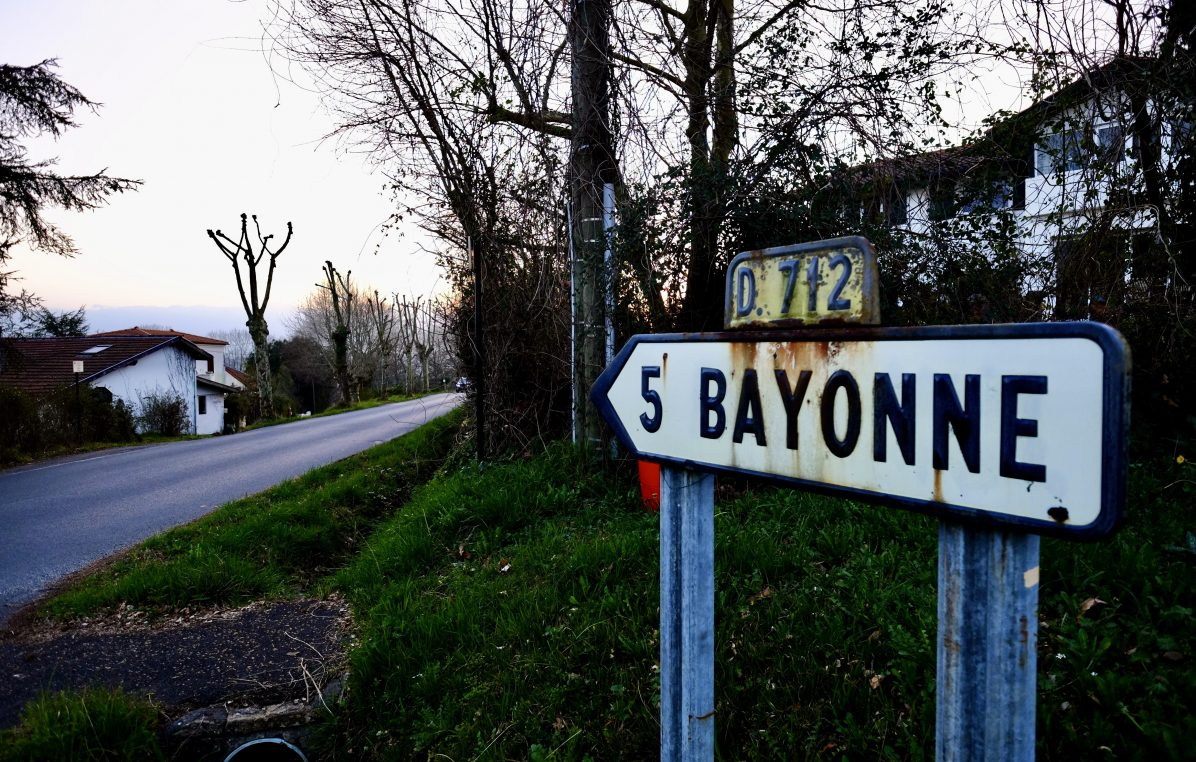Objectif 100 photos sur Bayonne