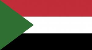 le drapeau du Soudan