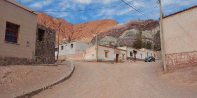 A la découverte du village de Purmamarca dans le Nord de l'Argentine