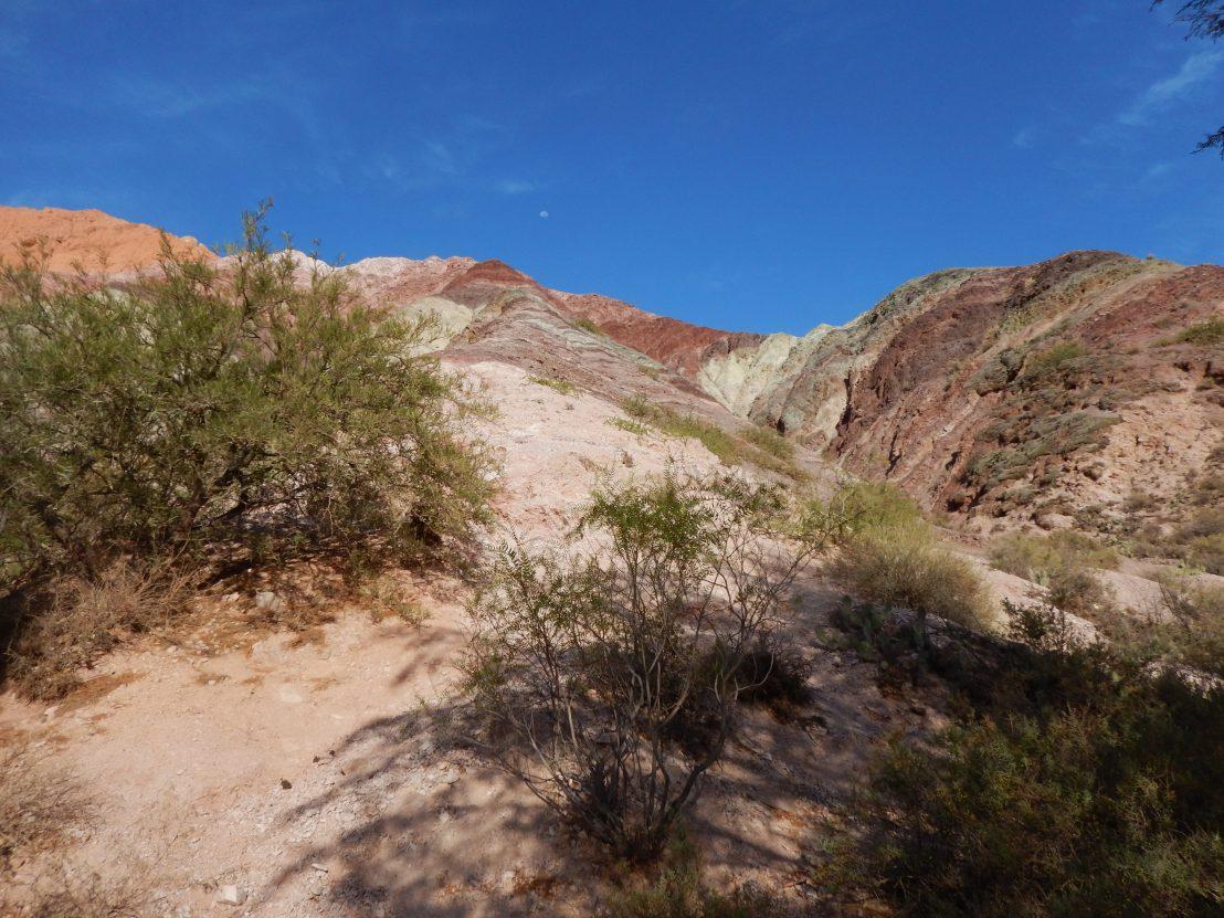 La colline aux sept couleurs de Pumamarca